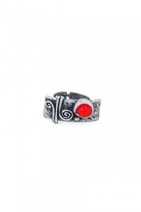 Divax Kırmızı DOY527-KRZ Ottomans Yüzük