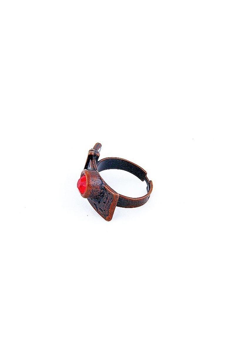 Divax Kırmızı DOY527-KIR Ottomans Yüzük
