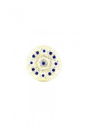 Divax Mavi DFGY525-MVI Flower Garden Yüzük