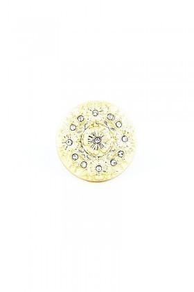 Divax Beyaz DFGY525-BYZ Flower Garden Yüzük