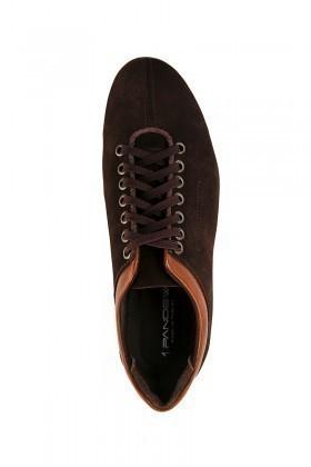 Pandew Kahverengi-Taba PNDW-1420 Hakiki Deri Erkek Ayakkabı