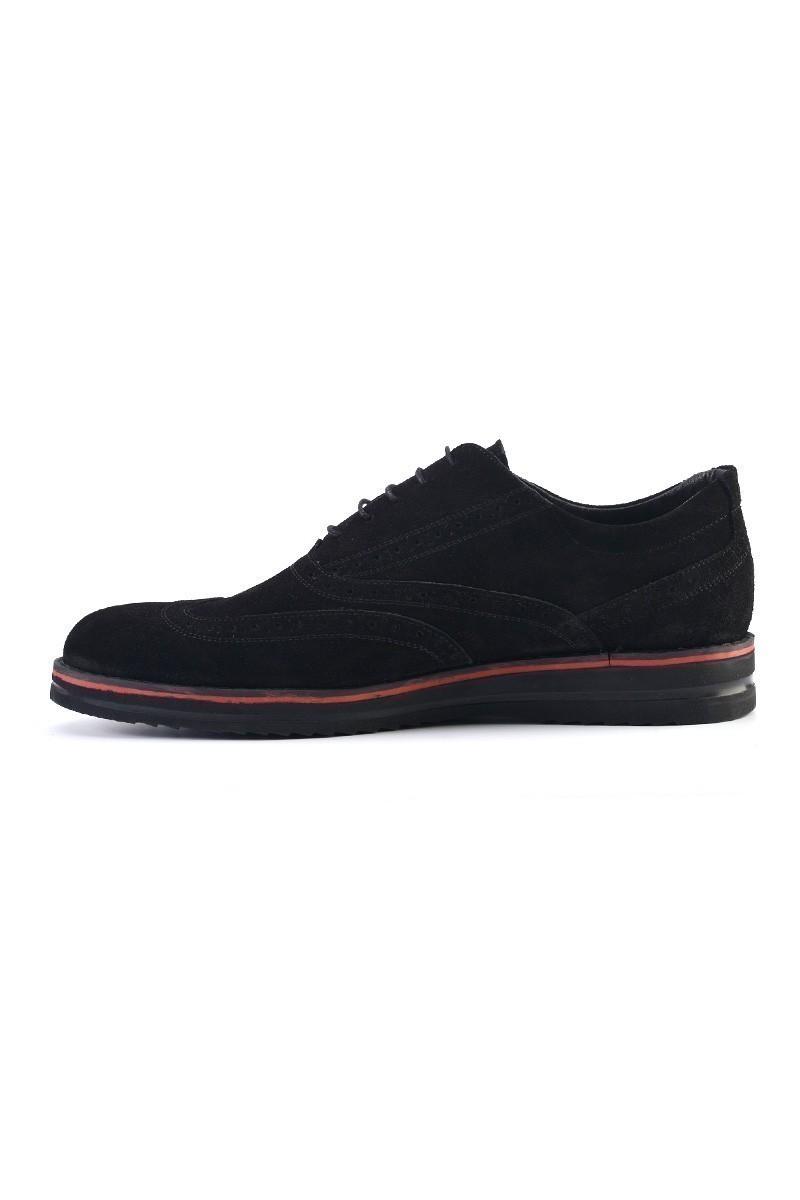 Pandew Siyah PNDW-211 Hakiki Deri Erkek Ayakkabı