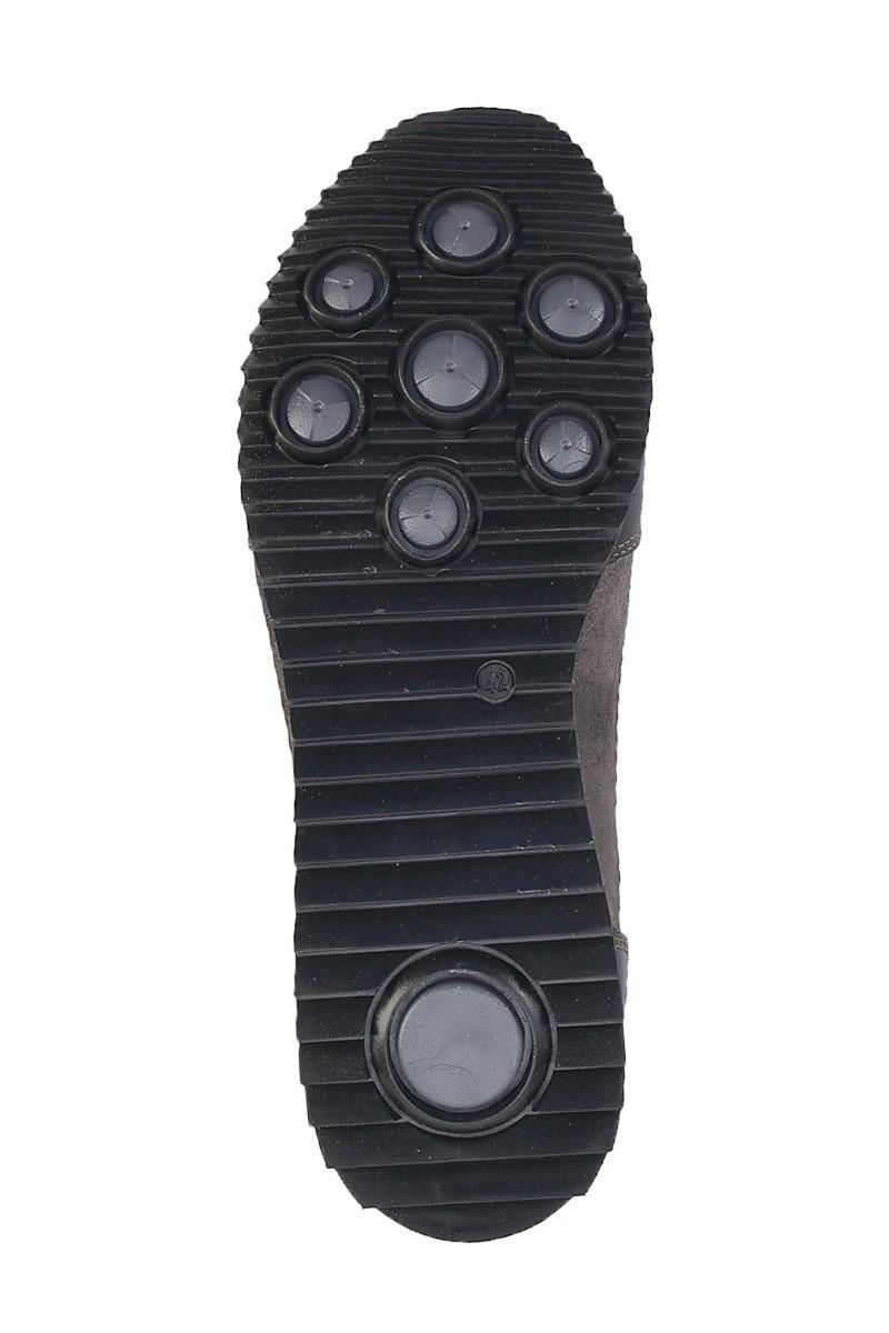 Safir Siyah SFR-132 Hakiki Deri Erkek Yarım Bot