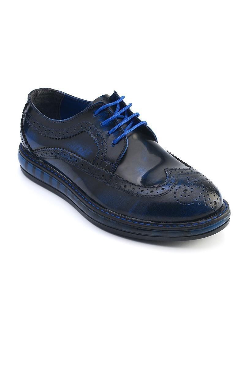 Pandew Saks PNDW-8080-ESKITME Hakiki Deri Erkek Ayakkabı