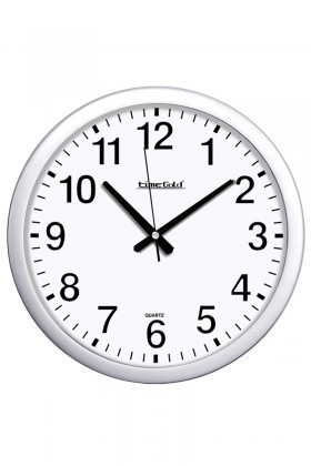 BS Beyaz BS-TG164 Dijital Duvar Saati