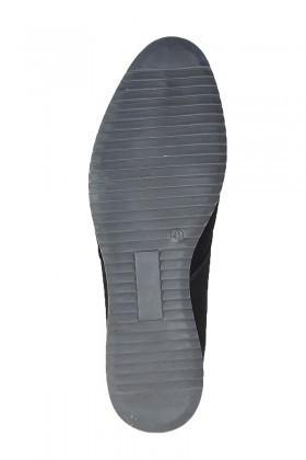 Ramero Siyah RMR-525 Hakiki Deri Erkek Yarım Bot