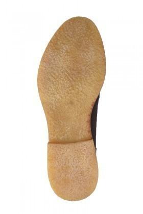 Ramero Kahverengi RMR-520-SUET Hakiki Deri Erkek Yarım Bot