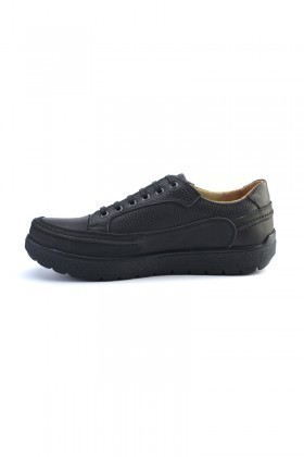 Pandew Siyah PNDW-456 Hakiki Deri Erkek Ayakkabı