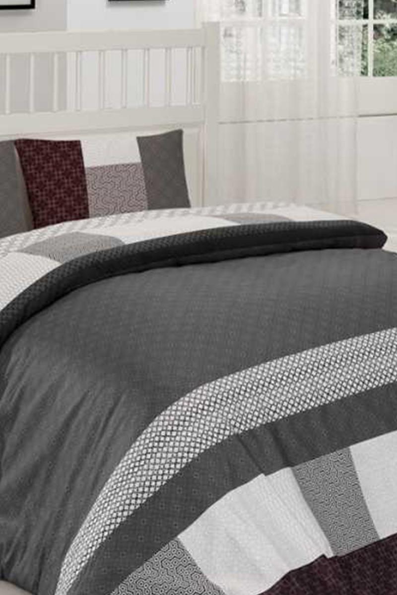 Altınbaşak Bordo DD-43430082 Altınbaşak Çift Kişilik Uyku Seti Madora
