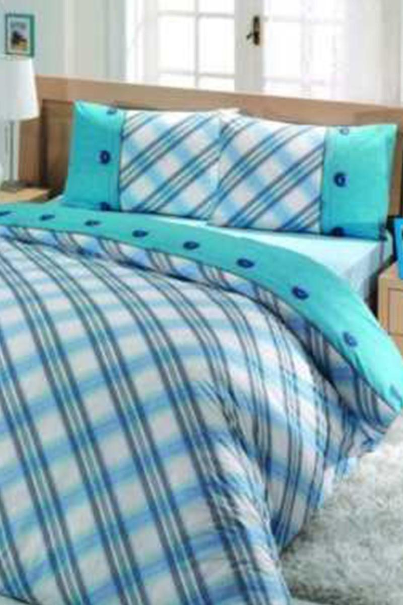 Altınbaşak Mavi DD-43430044 Altınbaşak Çift Kişilik Uyku Seti Energy
