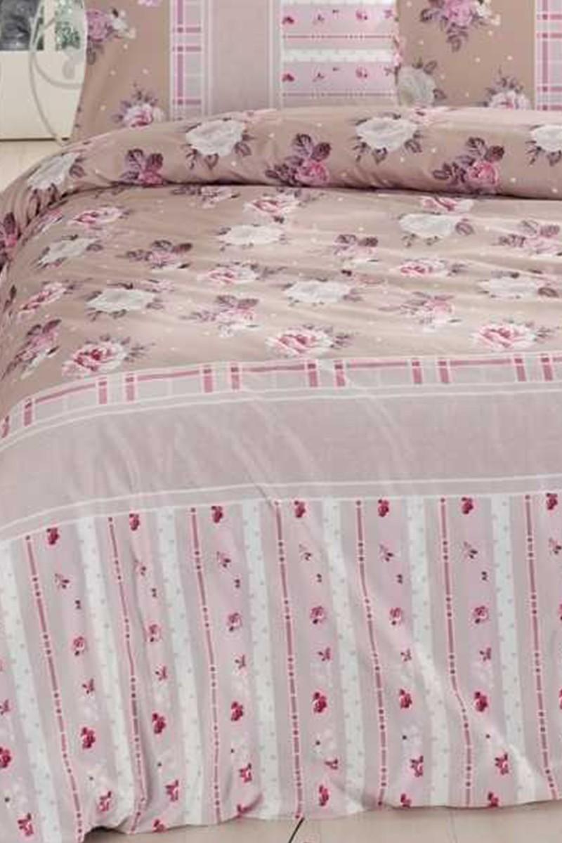 Altınbaşak Pembe DD-43430083 Altınbaşak Çift Kişilik Uyku Seti Misk