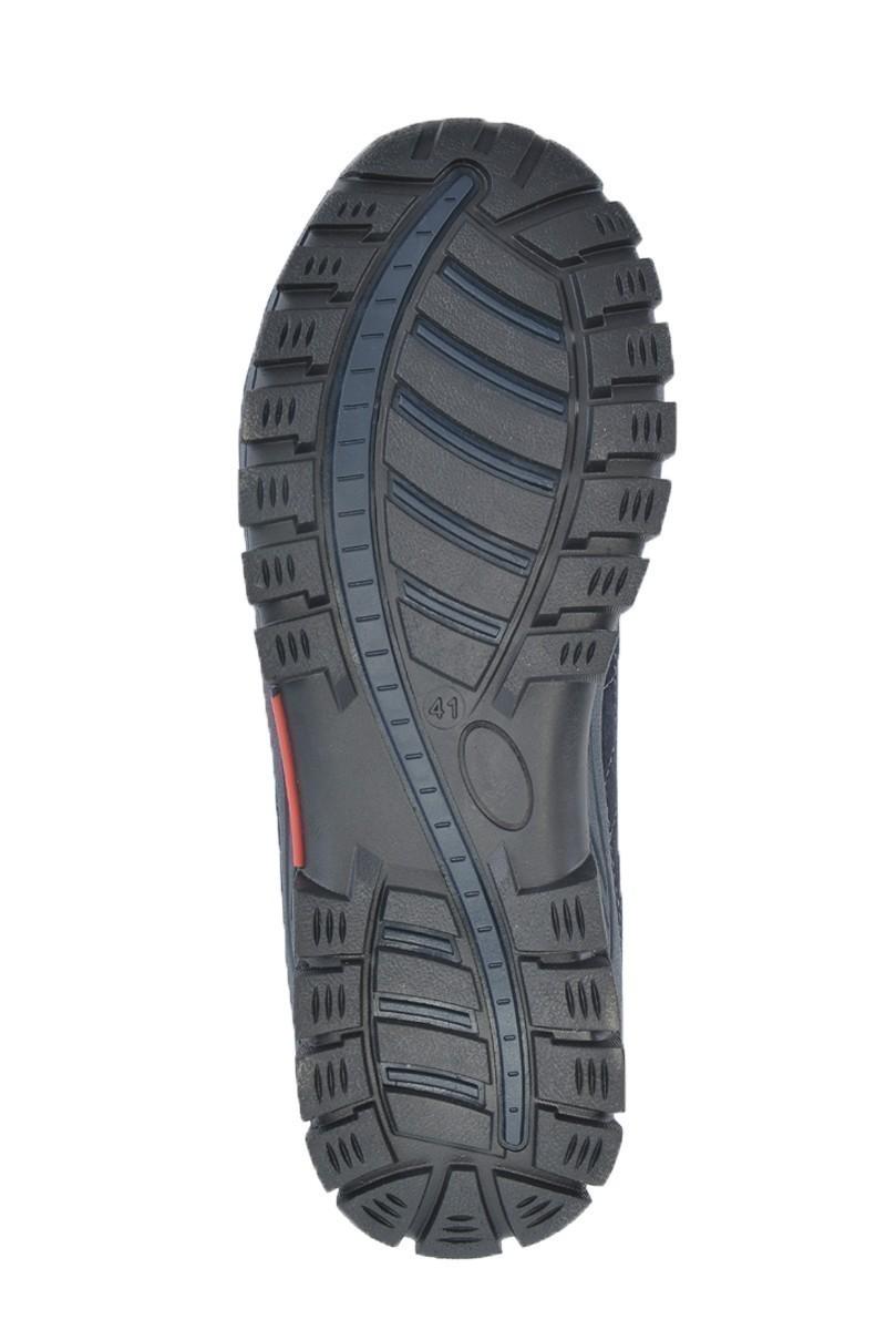 Stroll Siyah STRL-454 Erkek Yarım Bot