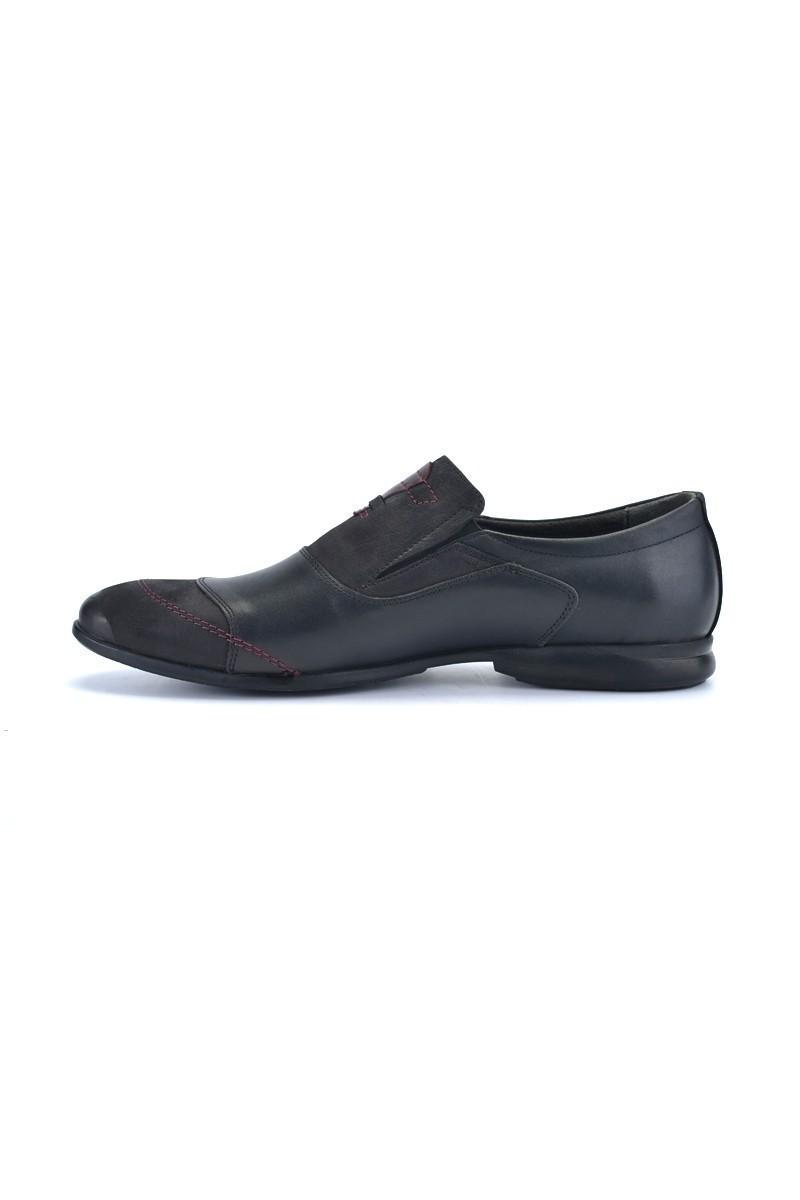Pandew Siyah PNDW-136 Hakiki Deri Erkek Ayakkabı