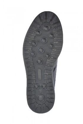 Pandew Kahverengi PNDW-8080-DESEN Hakiki Deri Erkek Ayakkabı