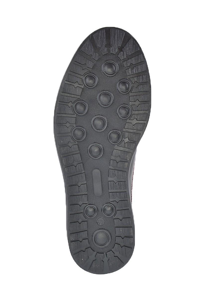 Pandew Füme PNDW-8080-DESEN Hakiki Deri Erkek Ayakkabı