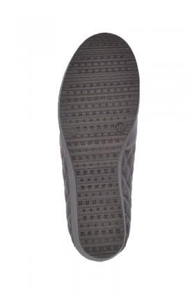 Divadonna Kahverengi DVNN-461 Hakiki Deri Bayan Ayakkabı