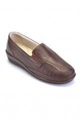 Hakiki Deri Bayan Ayakkabı