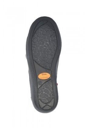 Divadonna Siyah DVNN-306 Hakiki Deri Bayan Ayakkabı