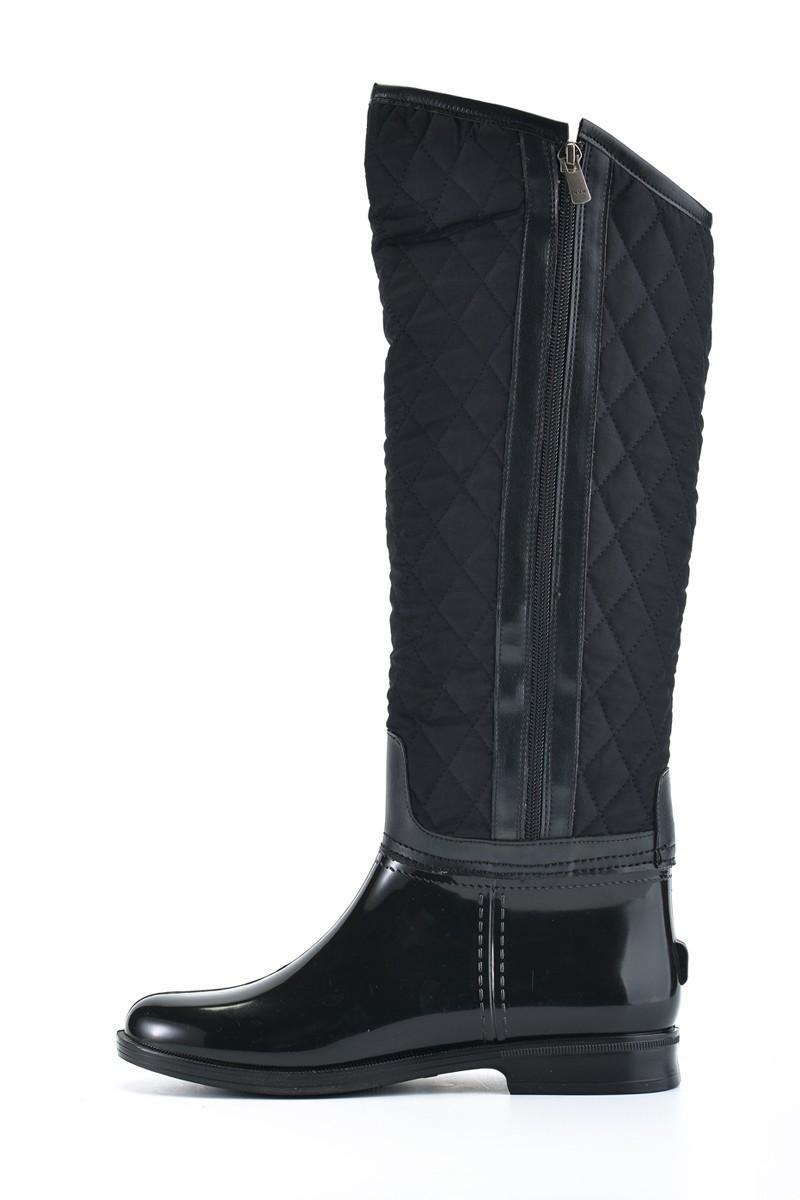 OB Siyah OB-13673 Bayan Çizme