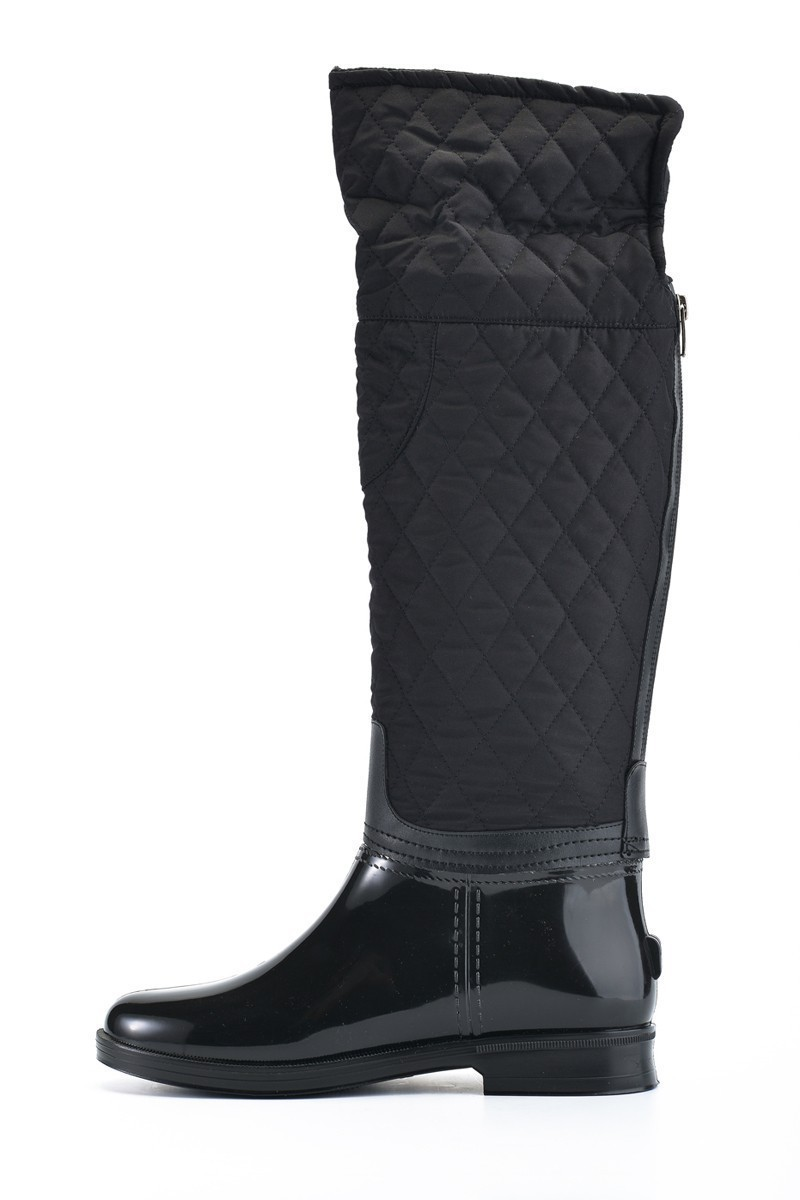 OB Siyah OB-13672 Bayan Çizme