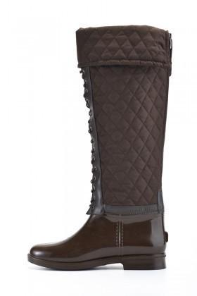 OB Kahverengi OB-13667 Bayan Çizme