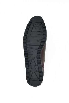 Maestracci Kahverengi MCC-501 Hakiki Deri Bayan Ayakkabı