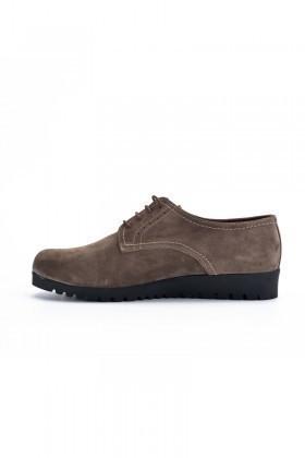 Maestracci Vizon MCC-501 Hakiki Deri Bayan Ayakkabı