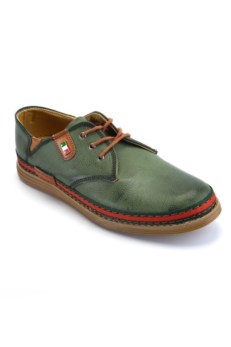 Luca Fontana Yeşil LUC-1570 Erkek Ayakkabı