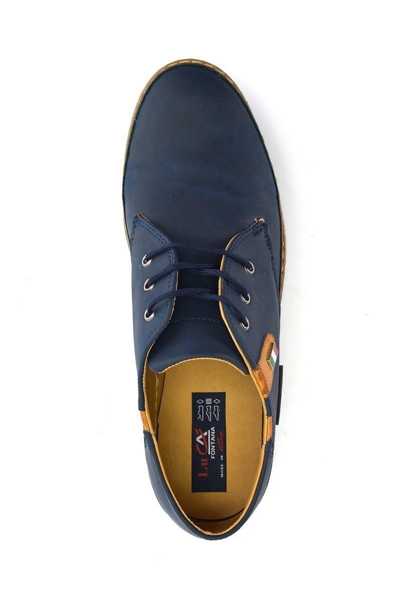 Luca Fontana Lacivert LUC-1570 Erkek Ayakkabı