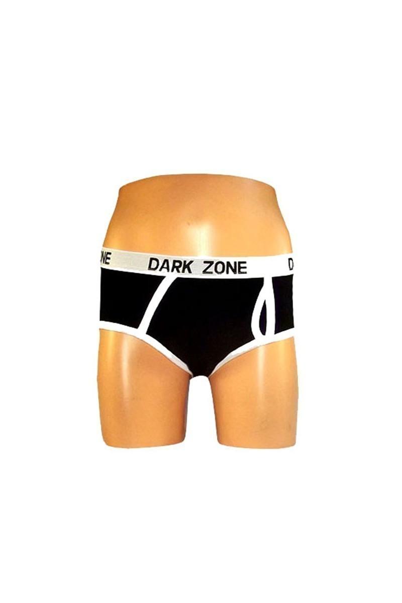 Dark Zone Siyah DZ-001 Erkek Slip
