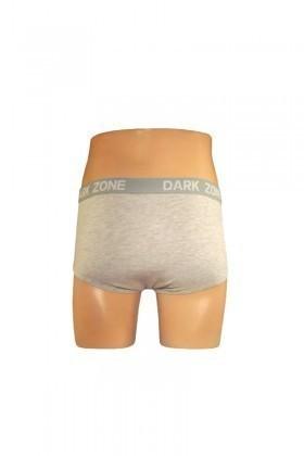 Dark Zone Gri Melanj DZ-061 Erkek Slip