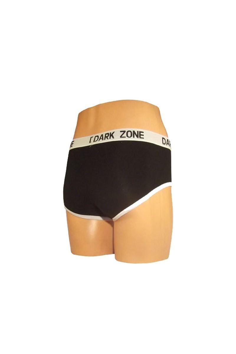 Dark Zone Siyah DZ-066 Erkek Slip