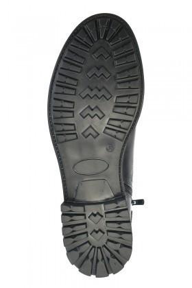 Ramero Siyah RMR-861 Hakiki Deri Erkek Bot