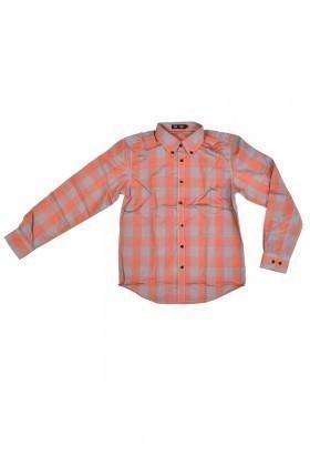 Be Top Mercan BT-1008 Erkek Gömlek