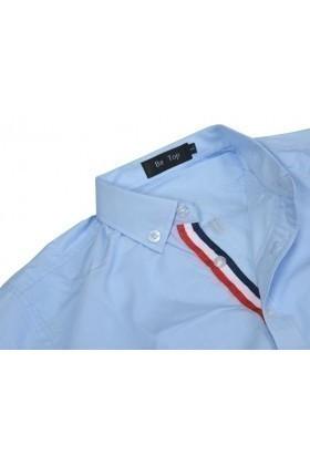 Be Top Mavi BT-777 Erkek Gömlek
