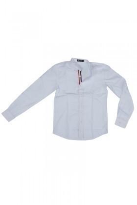 Be Top Beyaz BT-660 Erkek Gömlek