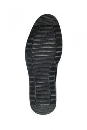 Polo Clup Taba-Lacivert PC-8066 Hakiki Deri Erkek Ayakkabı