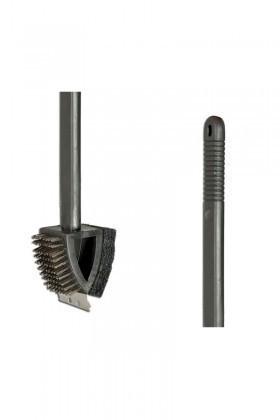 OB Tech ENZ-009 Mangal Temizleme Fırçası