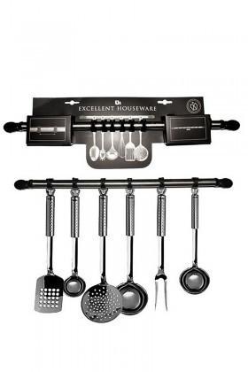 OB Tech ENZ-ST01072 6 Kancalı Mutfak Askısı