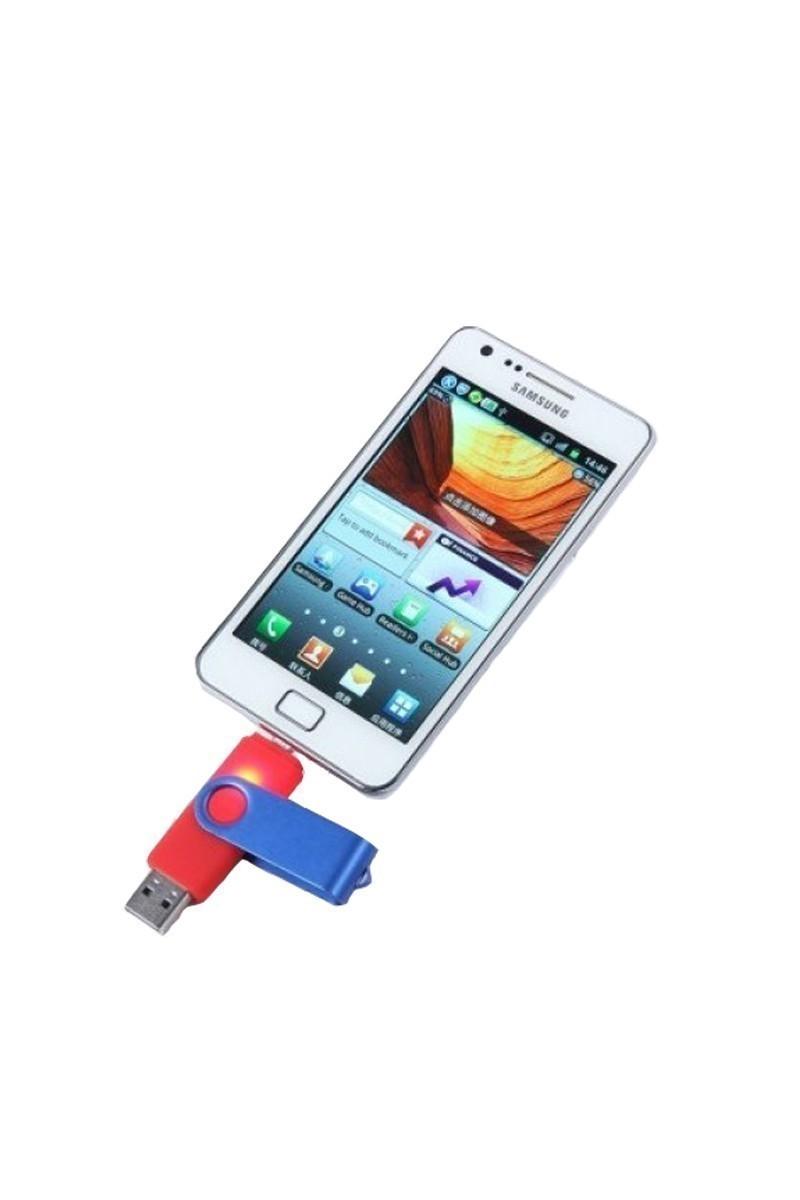 OB Tech ENZ-ST02173 Cep Telefonu Ve Tabletler İçin OTG Flaş 8 GB