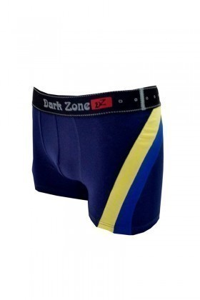 Dark Zone Lacivert DZ-DZN-4005 Erkek Boxer