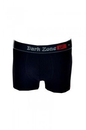 Dark Zone Siyah DZ-DZN-3001 Erkek Boxer