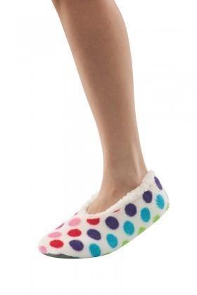 Twigy Beyaz TWG-E0715-BEYAZ Tw Jessic Bayan Ev Ayakkabısı