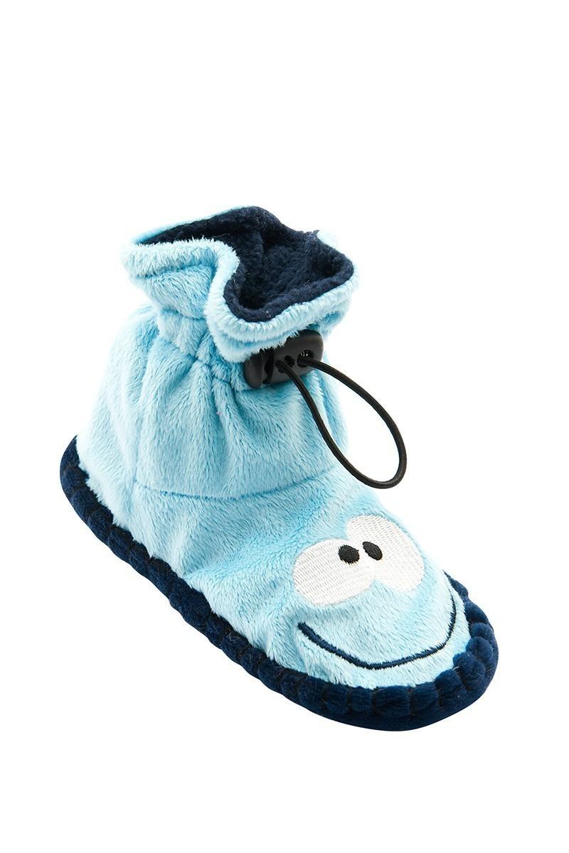 Twigy Gök Mavi TWG-E0677-4 Tw Manco 14 Çocuk Ev Ayakkabısı