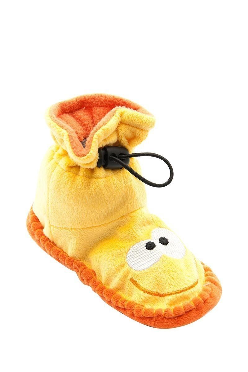 Twigy Turuncu TWG-E0677-2 Tw Manco 14 Çocuk Ev Ayakkabısı