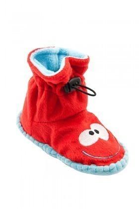 Twigy Kırmızı TWG-E0677-1 Tw Manco 14 Çocuk Ev Ayakkabısı