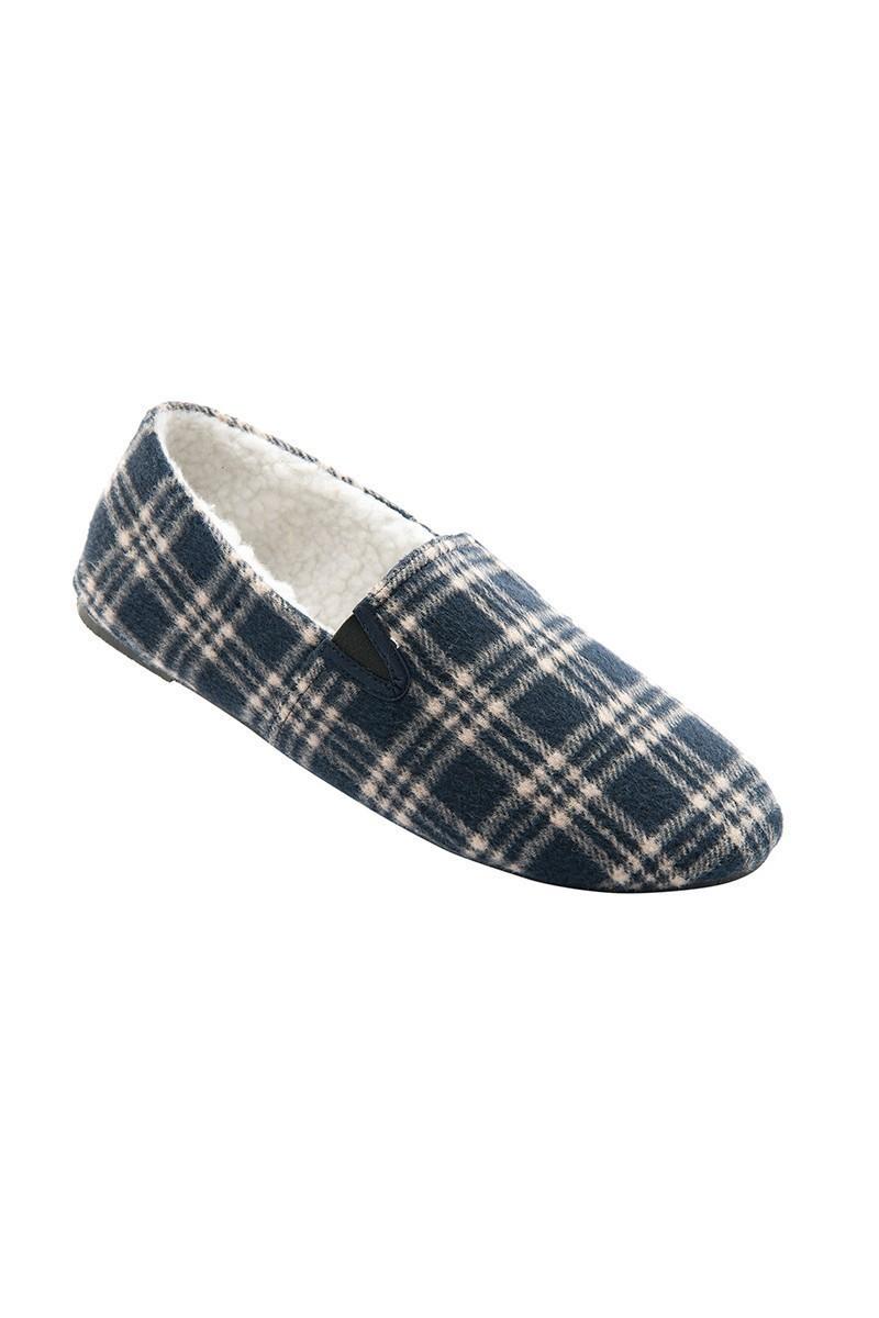 Twigy Siyah-Gri TWG-E0527-1 Tw Franco Erkek Ev Ayakkabısı