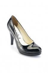 Plartform Topuk Bayan Ayakkabı
