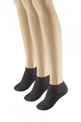 Penti Siyah PT-00030 Erkek Çorap 3'lu Paket