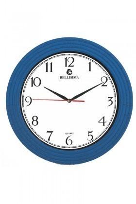 Tempo Mavi BL-1036-1 Duvar Saati